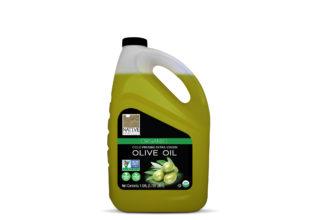 Native Harvest Organic NonGMO Cold Pressed Extra Virgin Olive Oil 1 Gallon