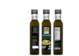 Native Harvest 250mL Organic NonGMO Avocado Oil