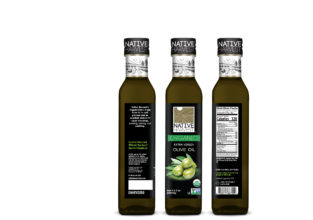 Native Harvest 250mL Organic NonGMO Extra Virgin Olive oil